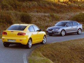 Ver foto 11 de Mazda 3 Sedan 2004
