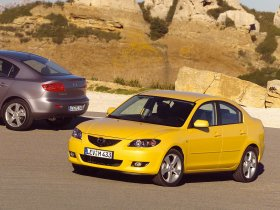 Ver foto 10 de Mazda 3 Sedan 2004