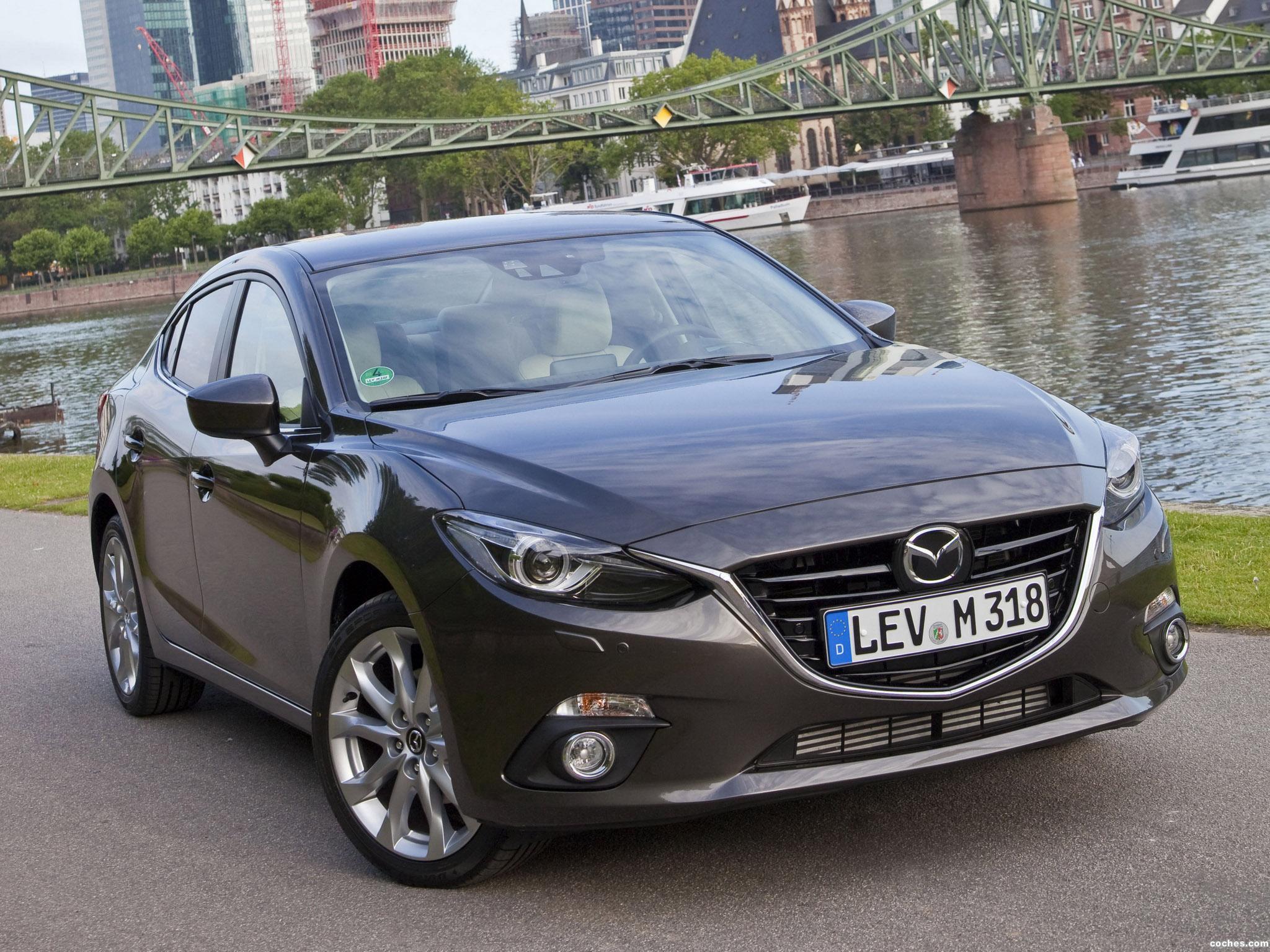 Foto 0 de Mazda 3 Sedan 2013