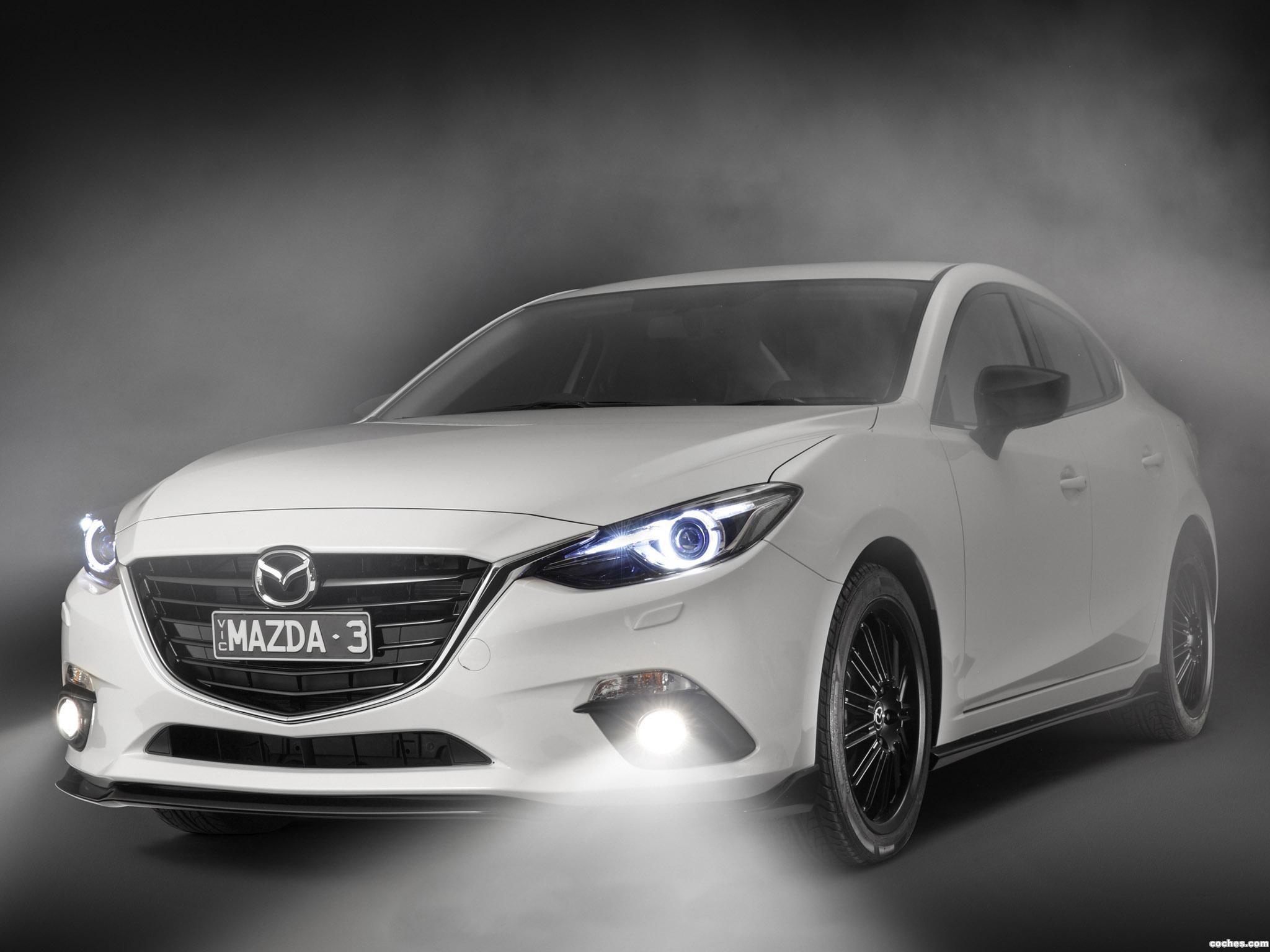 Foto 0 de Mazda 3 Sedan Australia 2014