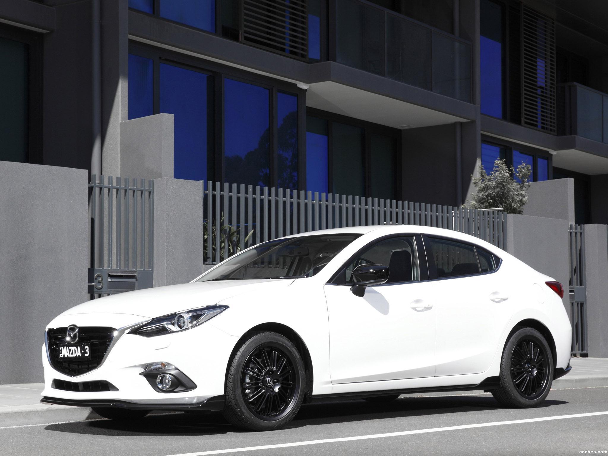 Foto 7 de Mazda 3 Sedan Australia 2014