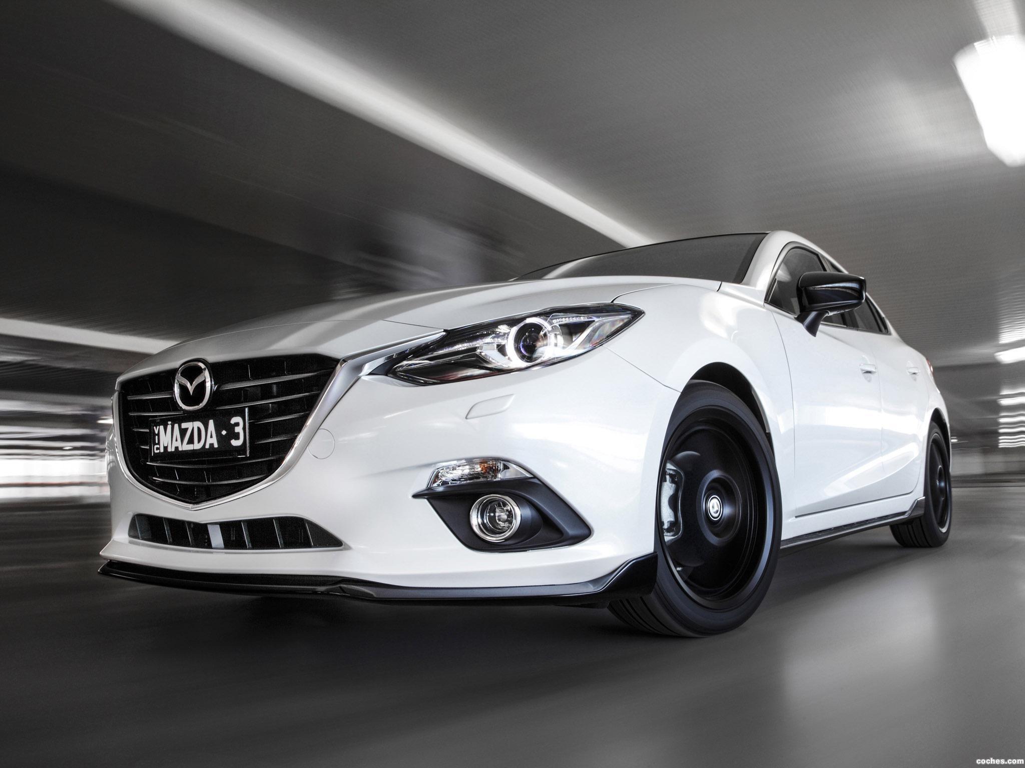 Foto 4 de Mazda 3 Sedan Australia 2014