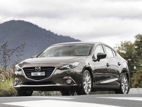 Ver foto 2 de Mazda 3 Sedan Australia 2014