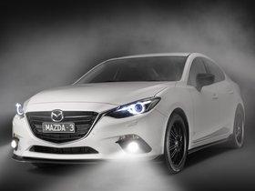 Fotos de Mazda 3 Sedan Australia 2014