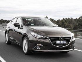 Ver foto 10 de Mazda 3 Sedan Australia 2014