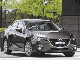 Ver foto 9 de Mazda 3 Sedan Australia 2014