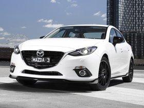 Ver foto 7 de Mazda 3 Sedan Australia 2014