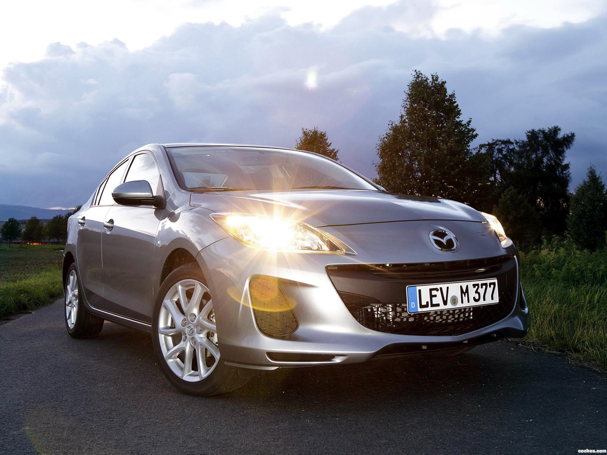Foto 0 de Mazda 3 Sedan  2011