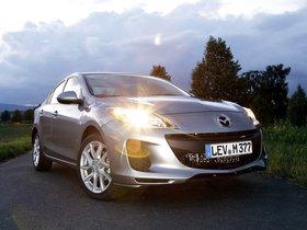 Fotos de Mazda 3 Sedan 2011