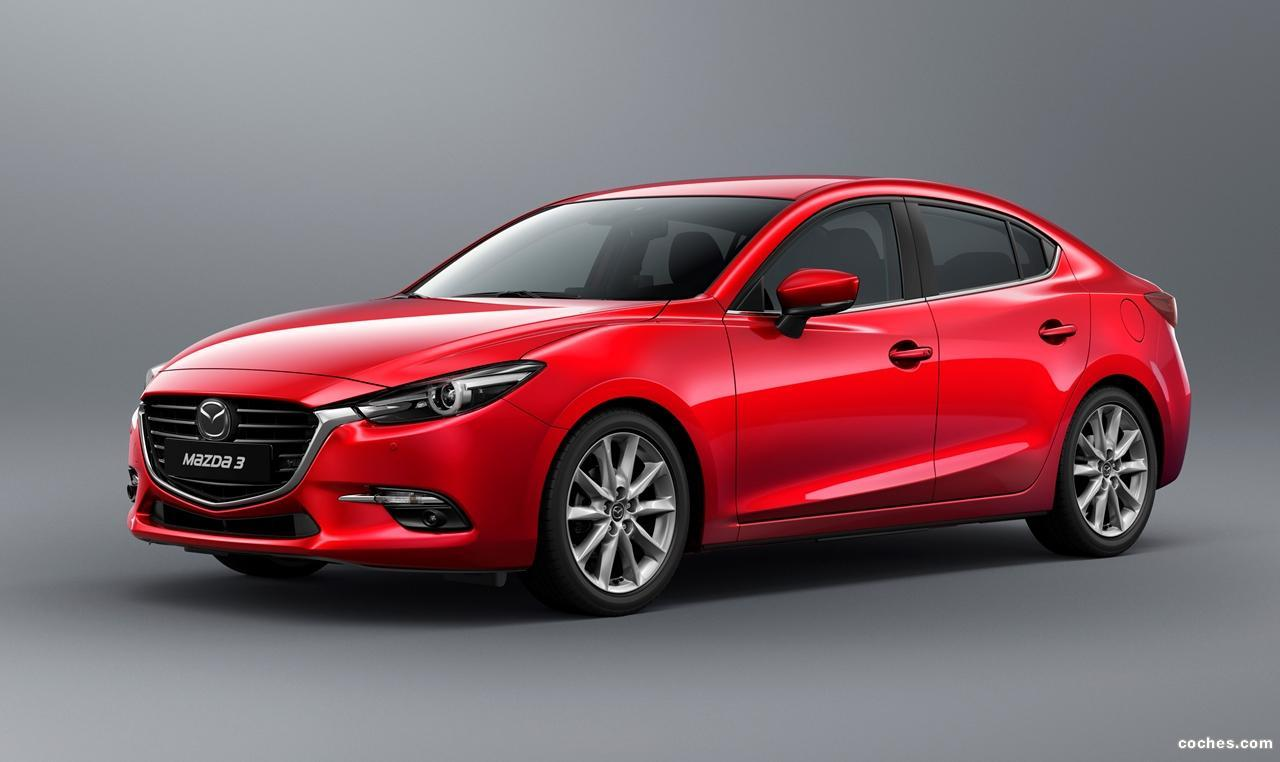 Foto 0 de Mazda 3 Sportsedan 2017