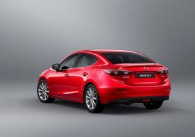 Ver foto 3 de Mazda 3 Sportsedan (BM) 2017