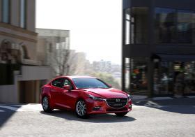 Ver foto 7 de Mazda 3 Sportsedan (BM) 2017