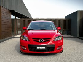 Ver foto 16 de Mazda 3 Speed Equipped USA 2006