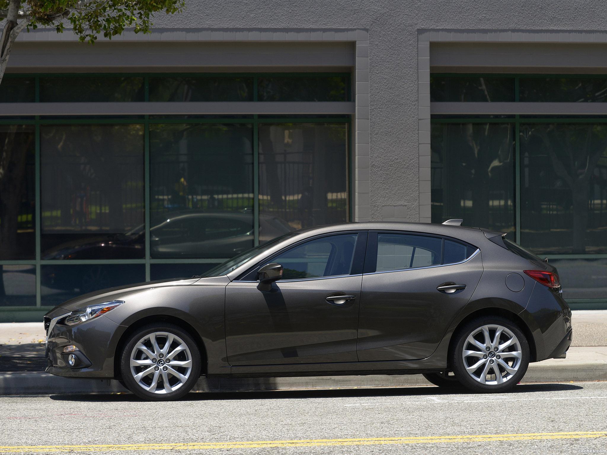 Foto 11 de Mazda 3 USA 2013