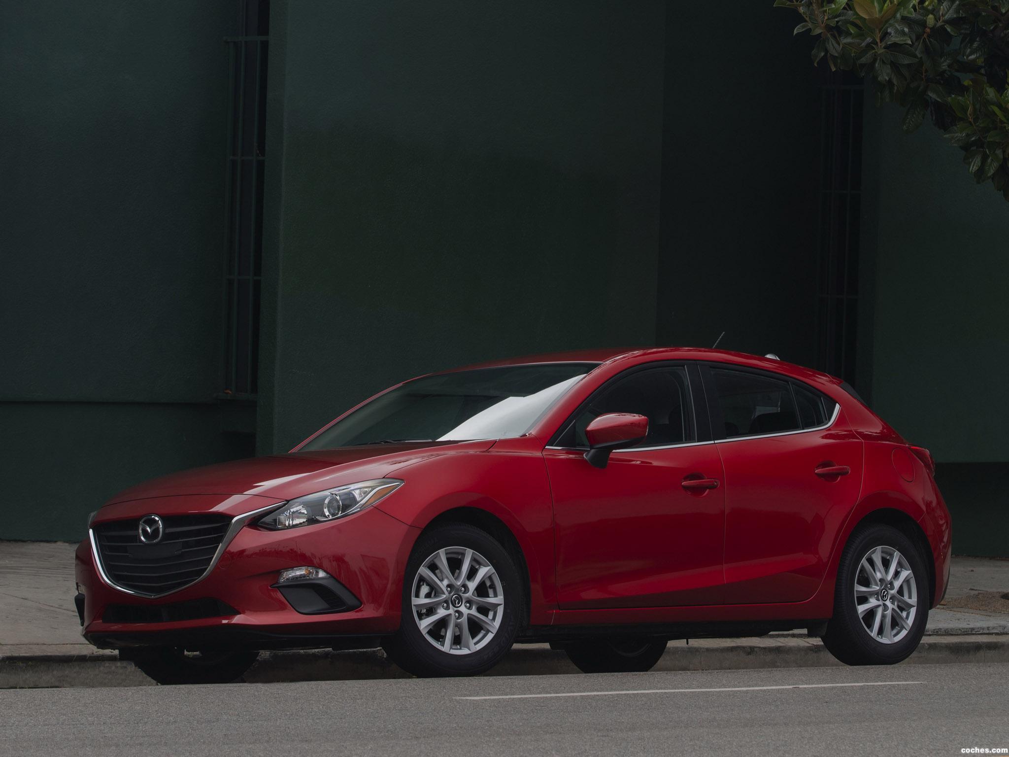 Foto 6 de Mazda 3 USA 2013