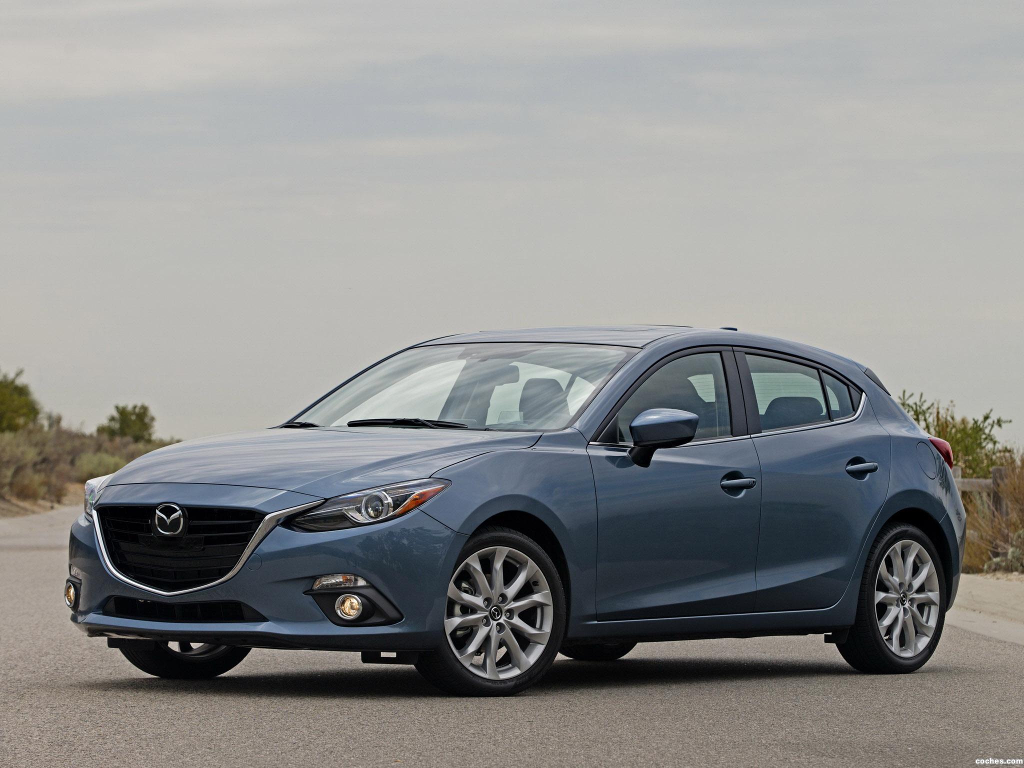 Foto 0 de Mazda 3 USA 2013