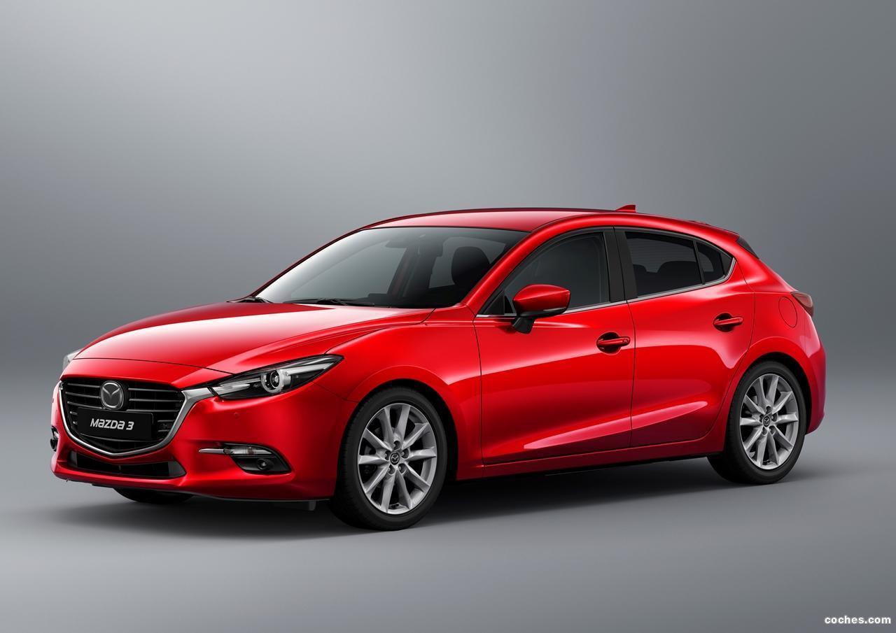 Foto 0 de Mazda 3 2017