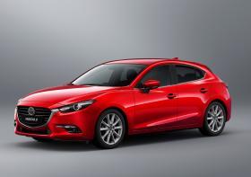 Fotos de Mazda 3 2017