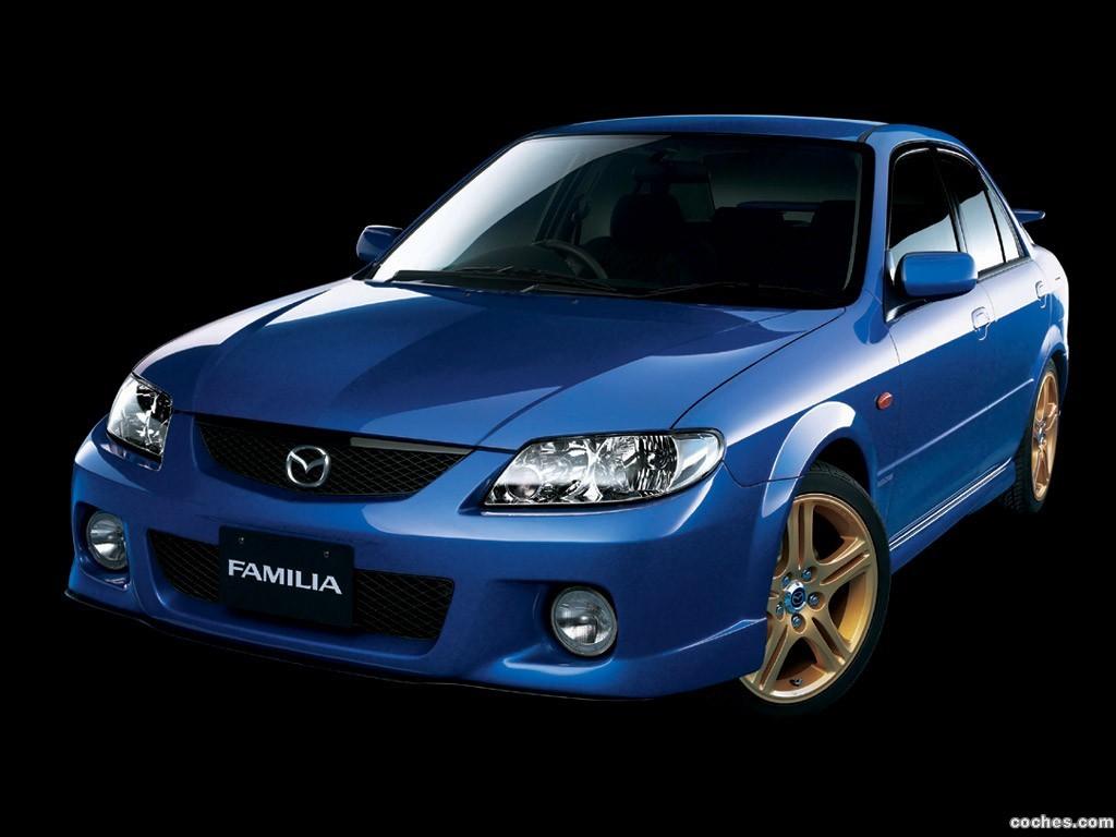 Foto 0 de Mazda 323 2000