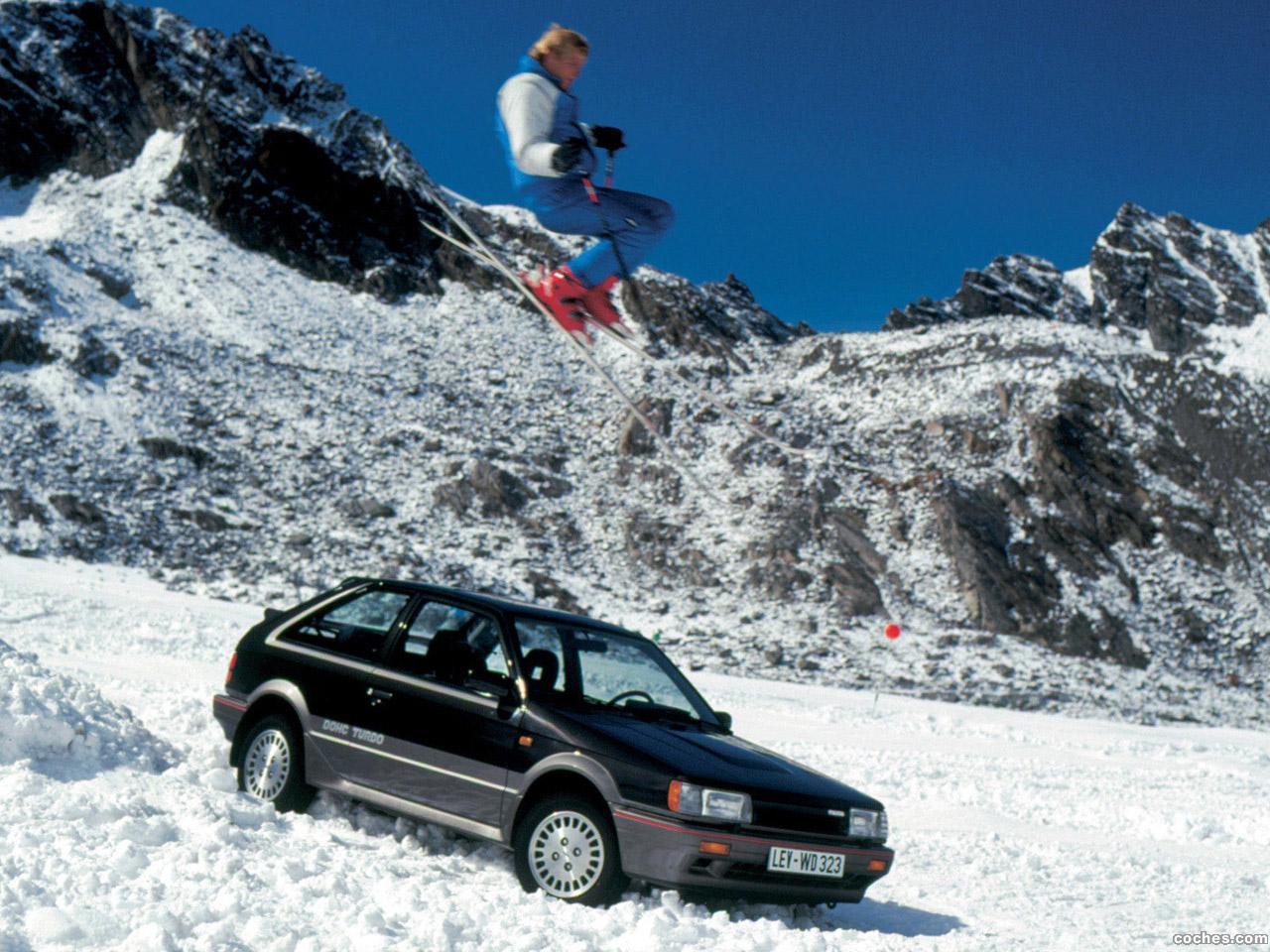 Foto 0 de Mazda 4WD BF 1987