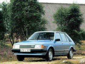 Fotos de Mazda 323 5 puertas BD 1980