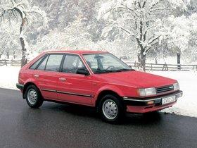 Fotos de Mazda 323 5 puertas BF 1985