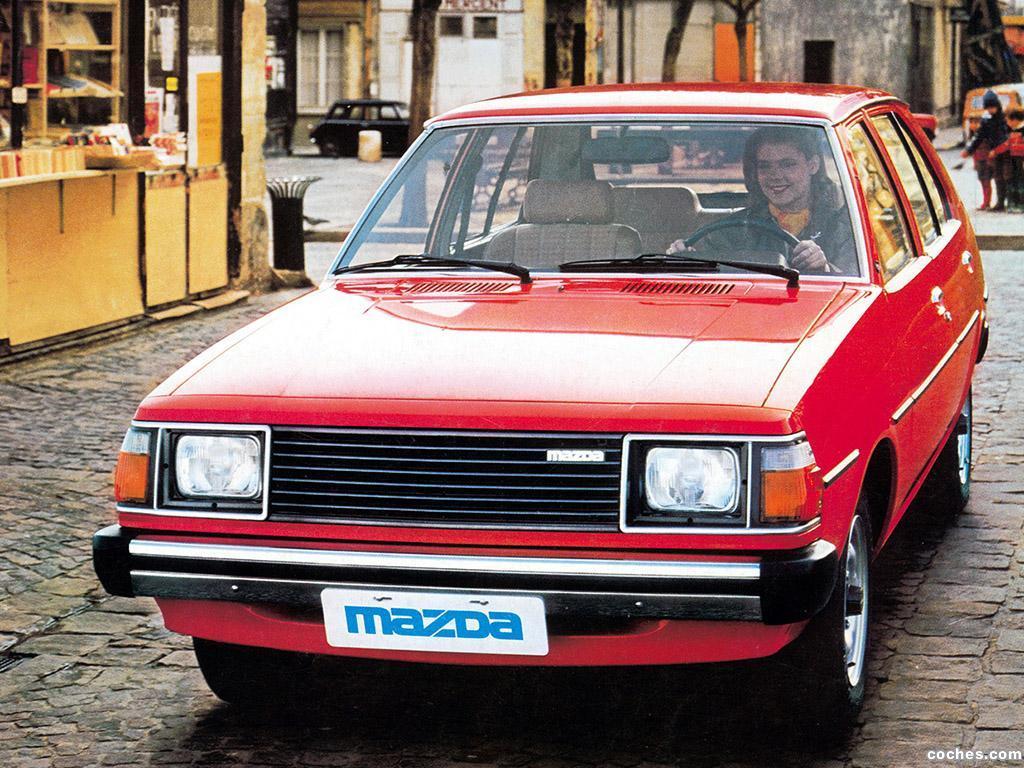 Foto 3 de Mazda 323 5 puertas FA 1977