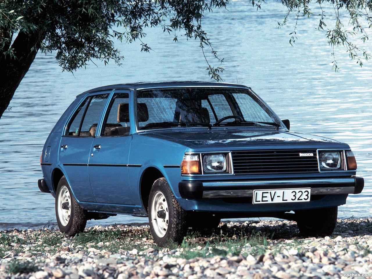 Foto 0 de Mazda 323 5 puertas FA 1977