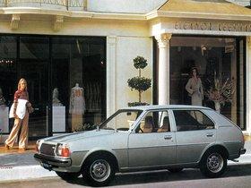 Ver foto 3 de Mazda 323 5 puertas FA 1977