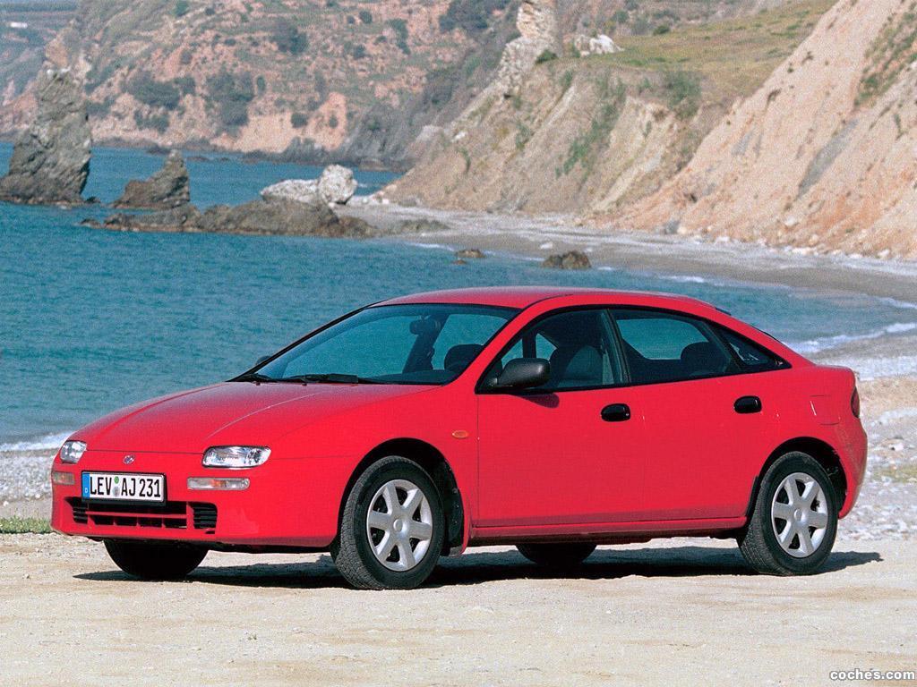 Foto 0 de Mazda F BA 1994