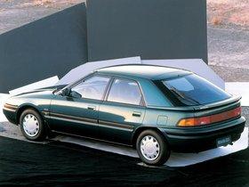 Ver foto 4 de Mazda mazda 323 F BG 1989