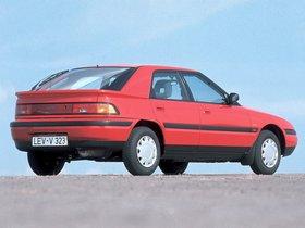 Ver foto 3 de Mazda mazda 323 F BG 1989