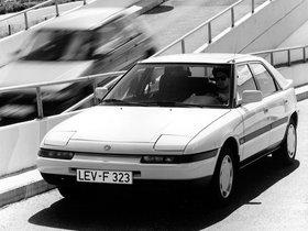 Ver foto 2 de Mazda mazda 323 F BG 1989