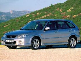 Ver foto 16 de Mazda 323 F BJ 2000