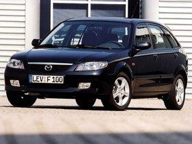 Ver foto 7 de Mazda 323 F BJ 2000