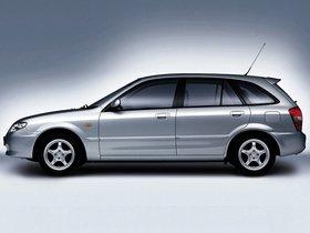 Ver foto 5 de Mazda 323 F BJ 2000