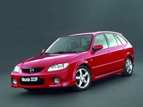 Ver foto 3 de Mazda 323 F BJ 2000