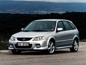 Fotos de Mazda 323 F BJ 2000