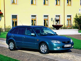Ver foto 14 de Mazda 323 F BJ 2000