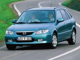 Ver foto 12 de Mazda 323 F BJ 2000