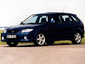 Ver foto 10 de Mazda 323 F BJ 2000