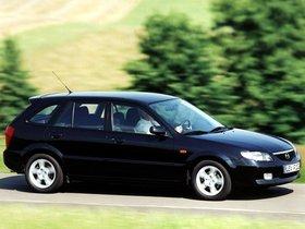 Ver foto 8 de Mazda 323 F BJ 2000
