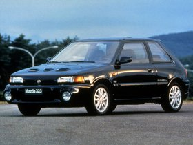 Fotos de Mazda 323 GT BG 1990
