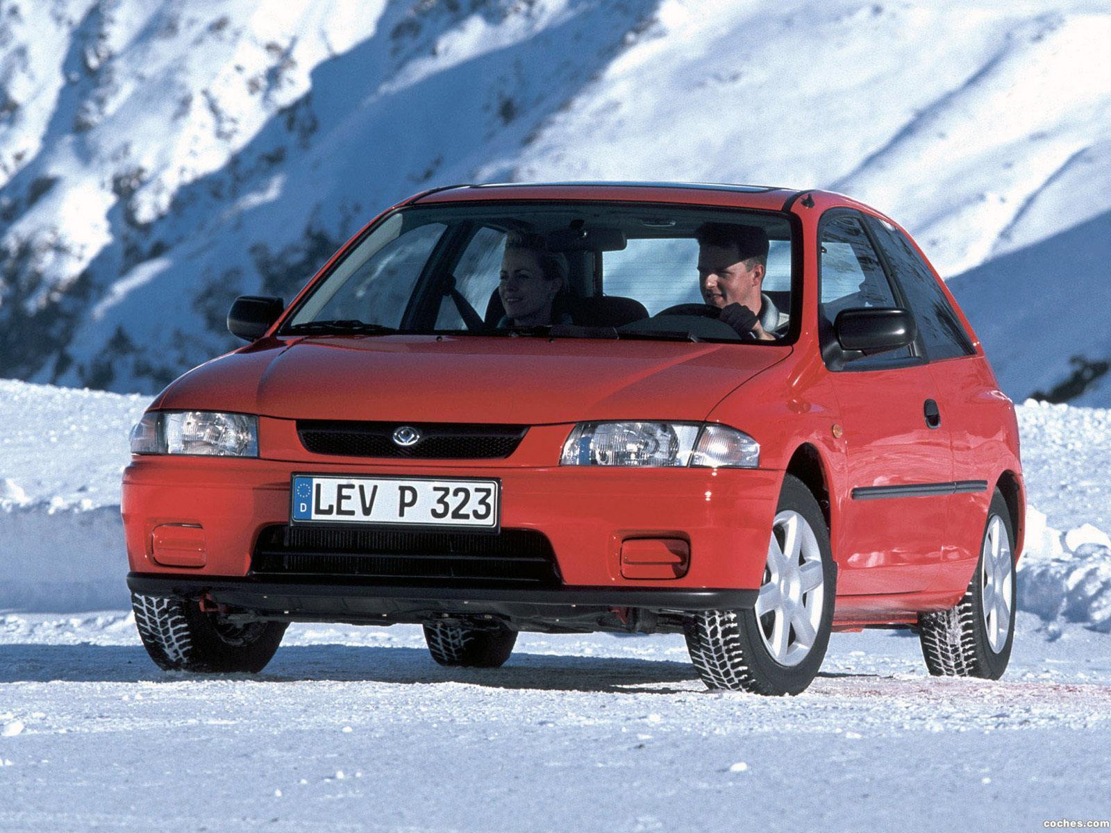 Foto 0 de Mazda 323 P BA 1998