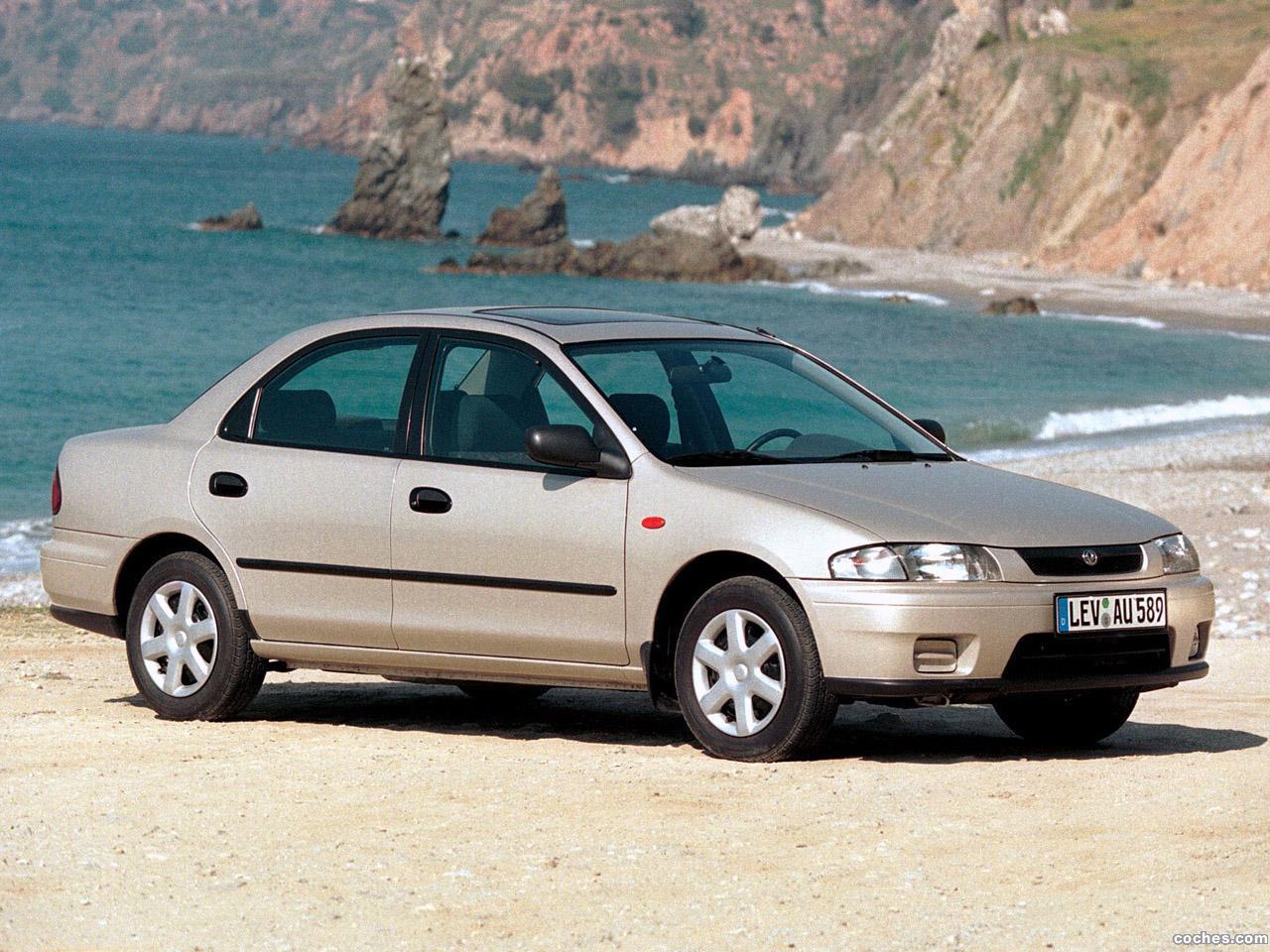 Foto 0 de Mazda 323 S BA 1994