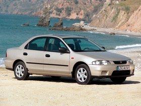 Ver foto 1 de Mazda 323 S BA 1994