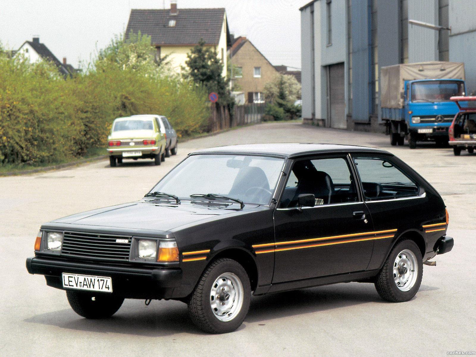 Foto 0 de Mazda 323 SP FA 1977