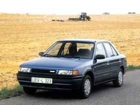 Ver foto 2 de Mazda 323 Sedan BG 1989