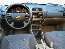 Ver foto 7 de Mazda 323 Sedan BJ 1998