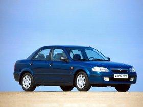 Ver foto 6 de Mazda 323 Sedan BJ 1998
